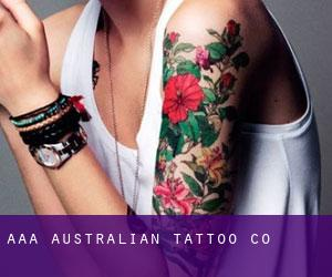 Aaa Australian Tattoo Co
