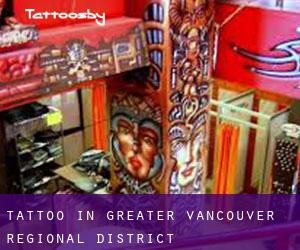 Tattoo in Greater Vancouver Regional District