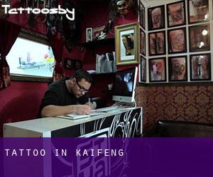 Tattoo in Kaifeng