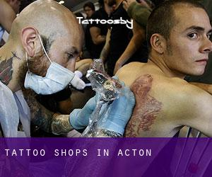 Tattoo Shops in Acton