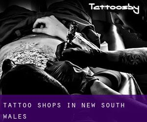 Tattoo Shops in New South Wales