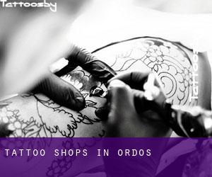 Tattoo Shops in Ordos