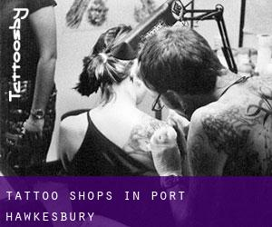 Tattoo Shops in Port Hawkesbury