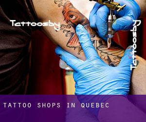 Tattoo Shops in Quebec