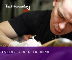 Tattoo Shops in Reno