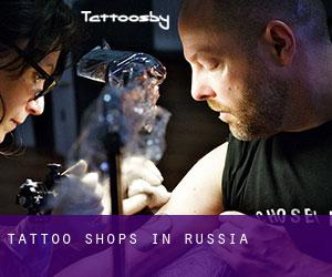 Tattoo Shops in Russia