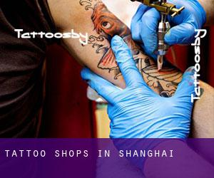 Tattoo Shops in Shanghai