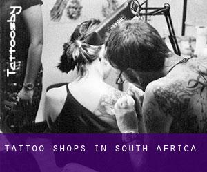 Tattoo Shops in South Africa