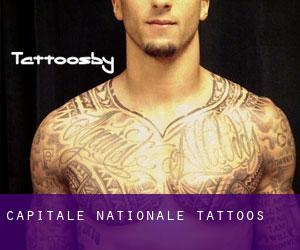 Capitale-Nationale tattoos