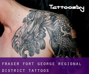 Fraser-Fort George Regional District tattoos