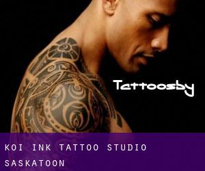 Koi Ink Tattoo Studio (Saskatoon)
