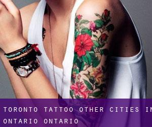 Toronto Tattoo (Other Cities in Ontario, Ontario)
